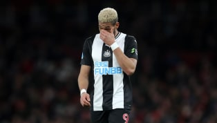 wing Newcastle manager Steve Bruce has admitted that big-money summer striker Joelinton must improve his performances and score goals after another laboured...
