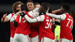 News ​Arsenal host Everton at the Emirates on Sunday afternoon, as they look for a vital three points that would see them leapfrog the Toffees in the Premier...