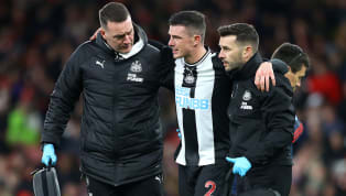 ​Newcastle have been dealt a major injury blow with defender Ciaran Clark set to miss the remainder of the 2019/20 campaign after suffering ankle ligament...