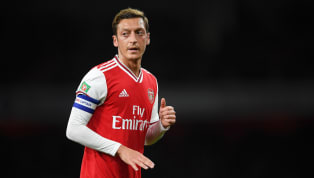 BeimFC Arsenalist der ehemalige deutsche NationalspielerMesut Özilkomplett außen vor. Ein Abschied von den Nordlondonern scheint beschlossene Sache;...