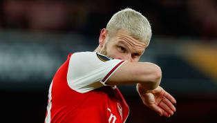 Arsenaltrả giá cực đắt sau trận thua Olympiacos ở Europa League bằng chấn thương của trung vệ trụ cộtShkodran Mustafi. Cầu thủ người Đức thi đấu trọn vẹn...