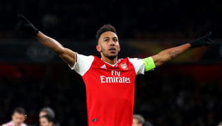 ​Pierre-Emerick Aubameyang says he is still 'really happy' at Arsenal, despite rumours linking him with a move away from the club. The Gabon international has...