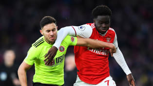 Arsenaltiếp tục bị cầm chân, lần này là trên sân nhà Emirates trước đối thủSheffield United. Pháo thủ nhập cuộc không tốt khi để đội khách hoàn toàn trên...