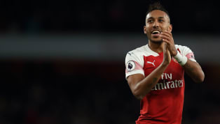 Unai Emery Sets Golden Boot Challenge to Arsenal's Top Goalscorer Pierre-Emerick Aubameyang