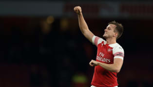 Arsenal are said to be preparing a new deal for Rob Holding, despite the fact that the central defender has been out action since December with a knee...