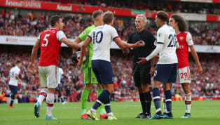 erby ​Arsenal were typical Arsenal and Tottenham were typical Tottenham as both sides nearly gave their fans a collective heart attack during an enthralling...