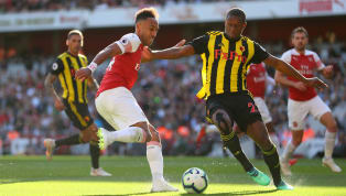 Watford 🚨 TEAM NEWS 🚨 4⃣ changes from our last line-up. ➡ Foster, Kabasele, Janmaat, Masina ⬅ Gomes, Mariappa, Holebas, Pereyra#WATARS...