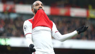 Duck Cometh the hour, cometh the man.  After going 10 Premier League games without finding the back of the net, ​Alexandre Lacazette finally seems to be...