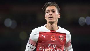 Tak Akur dengan Unai Emery, Mesut Ozil Diisukan Hengkang ke Inter Milan