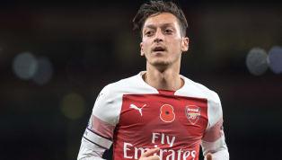 Mesut Özil ist unter Trainer Unai Emery nicht mehr der unumstrittene Superstar in der Startaufstellung vonArsenal London. Zuletzt saß der ehemalige...