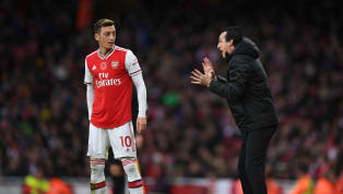 Former Arsenal manager Unai Emery has explained why Mesut Ozil was often overlooked during his time as Gunners boss, saying the midfielder did not fit in...