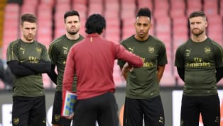 Arsenal travel to the San Paolo Stadium to play Napoli in the second leg of the Europa League quarterfinals with a two goal lead. The Gunners will be looking...
