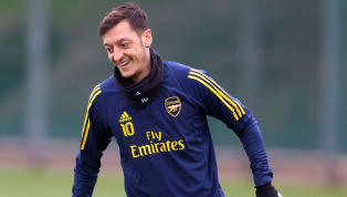 MesutÖzil has not travelled with the rest of the Arsenal squad for the first leg of their Europa League round of 32clash with Olympiacos on Thursday due to...