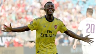 Arsenal youngster Eddie Nketiah is being pursued by Bristol City once again, despite the Championship side's unsuccessful attempts to recruit the striker over...