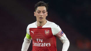 Arsenal manager Unai Emery has urged Mesut Ozil to continue being 'available' after the German gave a positive performance in the Europa League turnaround...