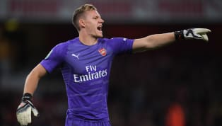 Bernd Leno Hopes to Establish Himself as Arsenal's Number One After Petr Cech Injury