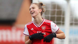 Vivianne Miedema was on fire at the weekend as she netted in six goals during Arsenal's 11-1 thrashing against Bristol City on Sunday. The Dutch...