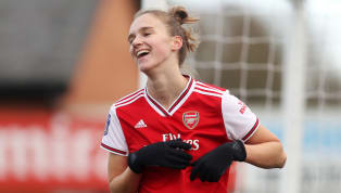 Arsenal striker Vivianne Miedema has said that a top male player coming out as gaywould enable others to follow, and helptackle football's homophobia issue....