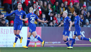 'Wow, wow, wow' were the words of Chelsea manager Emma Hayes, as her side put Arsenal to the sword in adecisive Women's Super League clash, winning the...
