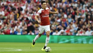 Arsenalfans on Twitter seem to be divided regarding the faith in superstar Mesut Ozil, after the former Germany international missed the Gunners' win...