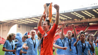 Manchester City Women boss Nick Cushing hailed goalkeeper Karen Bardsley after her penalty shoot-out heroics helped the side clinch their third Continental...