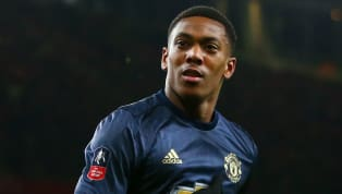 ​Ole Gunnar Solskjaer has explained that an injury picked up in training is the reason why Anthony Martial was left out of the Manchester United team to face...