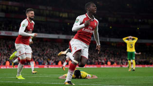 Young Arsenal striker Eddie Nketiah will spend the 2019/20 campaign on loan at Championship side Leeds United, despite collecting three goals for the Gunners...