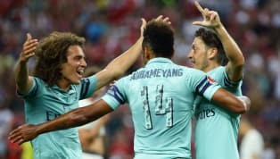 Einige Spieler des FC Arsenal sollen auf einer Party im August mit Lachgas gefeiert haben. Auch Mesut Özil und Pierre-Emerick Aubameyang waren offenbar...