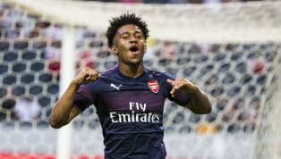 Reiss Nelson's Early Arsenal Return Could Be Ideal Solution Following Danny Welbeck's Injury