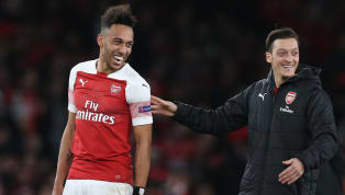 tegy ​Arsenal managing director Vinai Venkatesham has indirectly told star duo Pierre-Emerick Aubameyang and Mesut Ozil to make a decision on their futures -...