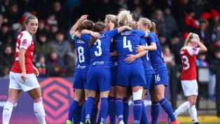 ​Arsenal have been knocked off the top of the Women's Super League table after the latest round of fixtures, with reigning champions Chelsea and 2016...