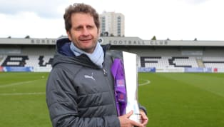 ship ​Arsenal manager Joe Montemurro has won the LMA Women's Super League manager of the year award, while Tottenham boss Karen Hills has claimed the award for...
