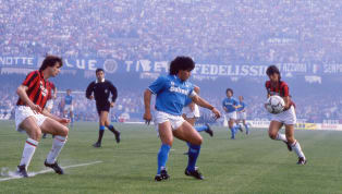 The city of Naples' relationship with football can be described with one word - passion.When the club was playing in Serie C, the third tier of Italian...