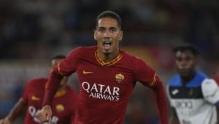 Ngôi sao của Manchester United Chris Smalling thi đấu theo dạng cho mượn ở Roma và vừa có màn ra mắt đáng quên khi thất bại ngay tại sân nhà trước Atalanta...