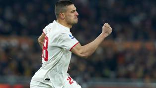 İtalya Serie A ekiplerinden Juventus'ta forma giyen Merih Demiral, takımının dün Roma ile oynadığı mücadelede 19. dakikadasakatlığı nedeniyle oyundan...