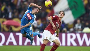 İtalya Serie A'nın 11. hafta mücadelesinde Roma, kendi sahasında Napoli'yi 2-1 mağlup etti.Sarı-kırmızılı ekibe galibiyeti getiren golleri; 19. dakikada...