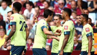 tory Aston Villa's first Premier League home game in three years ended in defeat on Saturday, as Bournemouth came to Villa Park and edged a 2-1 victory. A...