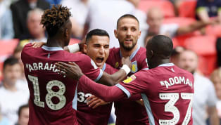 Aston Villa edged out Derby County in a thrilling playoff final, as goals from Anwar El Ghazi and John McGinn were enough to book their return to the Premier...