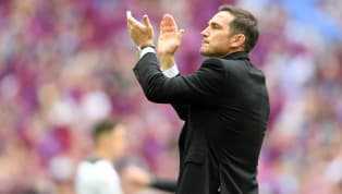 Derby County manager Frank Lampard will reportedly sign on the dotted line with former club Chelsea as early as next week, just one year into his managerial...