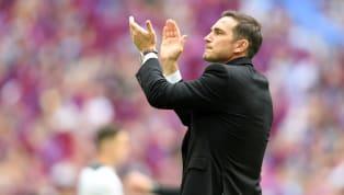 """""""Il Derby County conferma di aver dato il permesso al Chelsea per parlare con Frank Lampard, riguardo il ruolo di allenatore della squadra di Stamford..."""