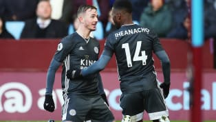 Leicester City boss Brendan Rodgers has praised James Maddison for his performances and added that his team cannot control what Liverpool do. Leicester...