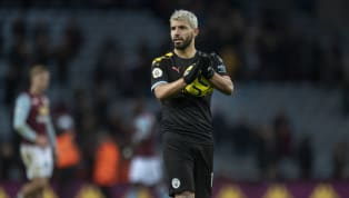 Manchester City mendapatkan kemenangan telak dengan skor 6-1 atas Aston Villa di Villa Park dalam pertandingan pekan ke-22 Liga Primer Inggris 2019/20 pada...