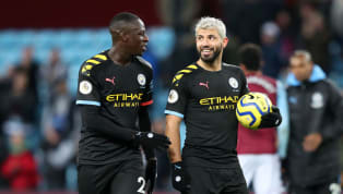 Sergio Aguero broke aPremier League record during Manchester City's 6-1 hammering of Aston Villa on Sunday night. In scoring his third of the day, the...