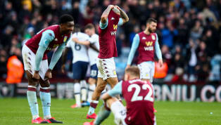 ​Another game is over, and another point has slipped through the fingers of Aston Villa.  From leading the tie, to coming from behind to level the scores, the...