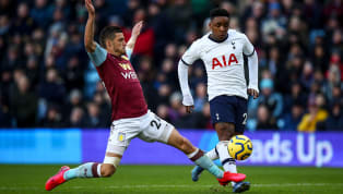 From Villa Park -Tottenham were among the 327 clubs in Europe's top five leagues that were desperately looking to sign a striker in the January transfer...