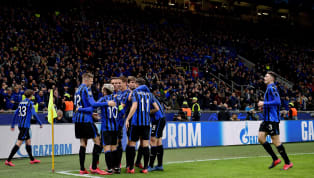 Atalanta have one foot in the Champions League quarter-finals after an enthralling 4-1 victory over Valencia at their adopted home of the San Siro...