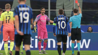 Manchester Citygoalkeeper Claudio Bravo has questionedrefereeAleksei Kulbakov's decision to send him off during the1-1 drawwith Atalantaat the San...