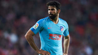 Atletico Madrid striker Diego Costa could be hit with a ban of up to 12 games as a result of his red card in Saturday's 2-0 defeat to Barcelona. Costa was...