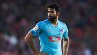 Atletico Madrid striker Diego Costa will sit out the remainder of the season with suspension, after being handed two separate four-match bans by the Spanish...