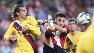 """Được trao trọng trách ghi bàn chủ lực sau khi Luis Suarez rời sân thế nhưng những gì mà Griezmann thể hiện trên sân chỉ có thể gói gọn trong 2 từ """"thất vọng""""...."""